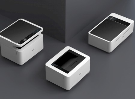 4 – DELI D20 Printer Family designed by Phoenix Design (2018)